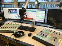 Radio Starfigther live vanuit het café