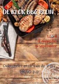 De Klok BBQ plein (VOL)